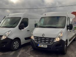 Renault Master, Tamipa-půjčovna dodávek