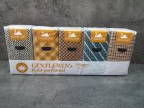 Papírové kapesníky GENTLEMEN 3-vrstvé