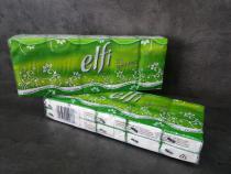 Kapesníky ELFI - 2vrst. 100% celulóza