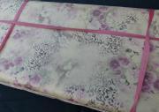 Balící papír na květiny - s barevným potiskem